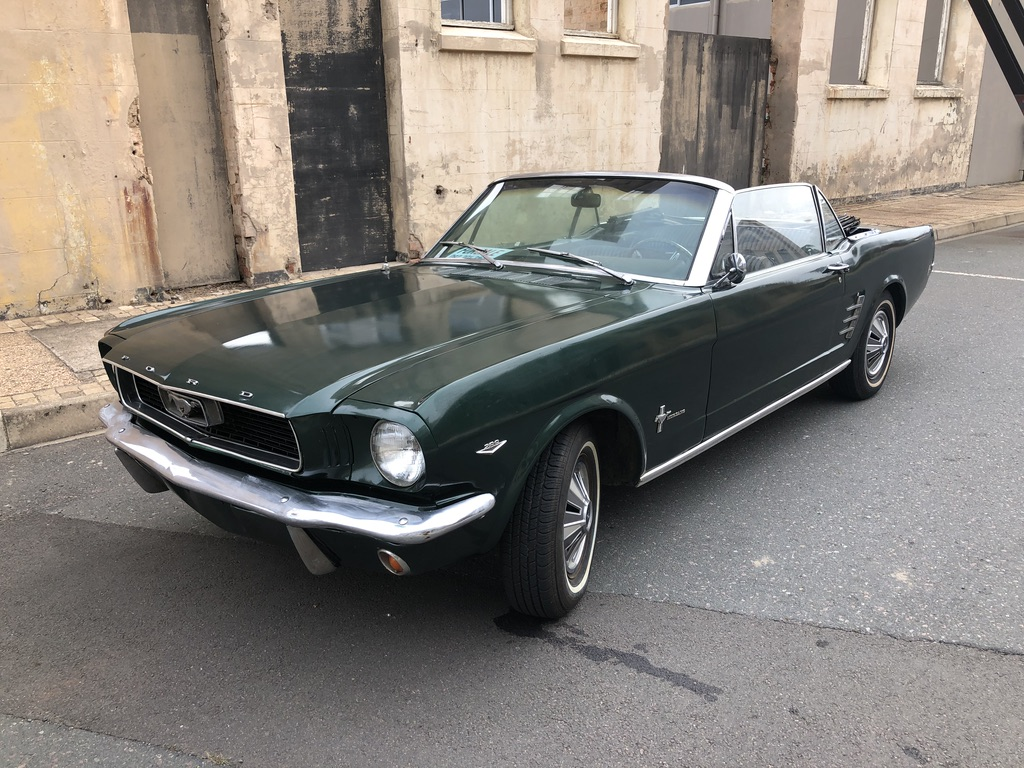 1966 ford mustang v8 289 convertible clean classic car